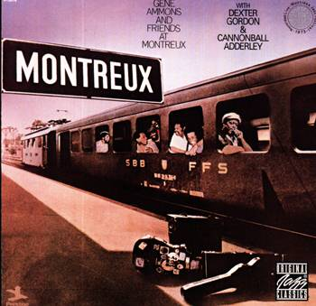 """Gene ammons live at Montreux"""