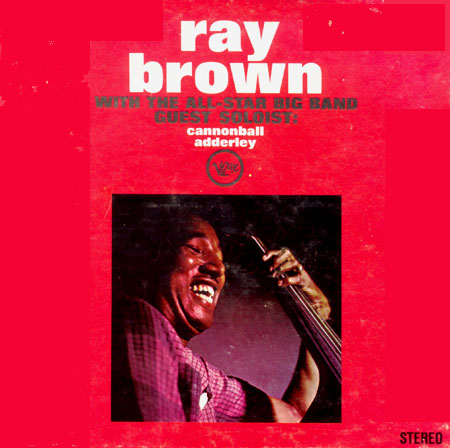 Cannonball Adderley Ray Brown Two For The Blues