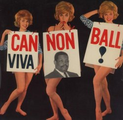 Cover Lp of Cannonball BOSSA NOVA